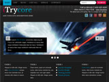 Gamer Joomla Template